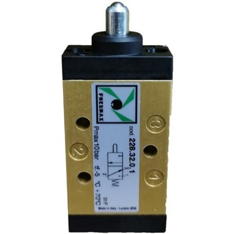 TAPPET-SPRING 3/2 ตัวแทนจำหน่ายสินค้าและอุปกรณ์ Pneumax จากอิตาลี